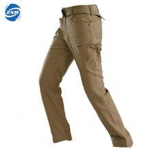 Тефлоновые уличные спортивные тактические снаряжение военные брюки мужские водонепроницаемые спецназ боевые тренировочные армейские брюки походные спортивные брюки карго