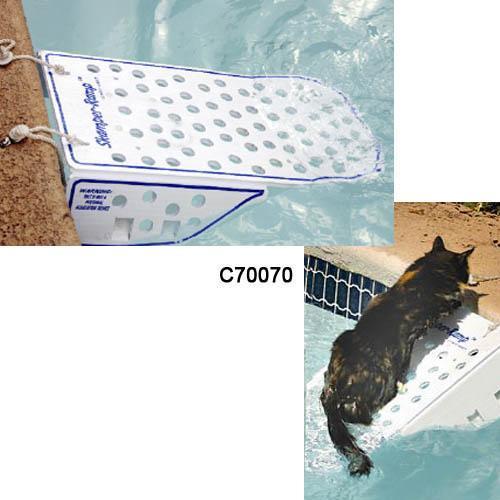 Vestes rampe pour chiens et chats, adaptées aux piscines simples