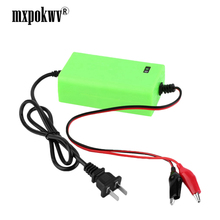 12V Motorcycle Charger Full Automatic Smart Auto Battery Adapter Dry Wet AGM Gel Lead Acid Car