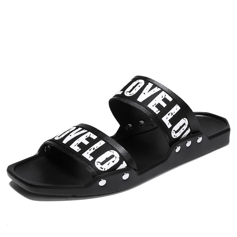 Männer Sommer Schuhe Atmungsaktive Leder Sandalen Unisex Weiche Durable Schuhe Anti-slip Multi-Funktion Strand Sandalen Hausschuhe LC250068