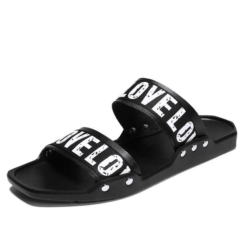 Men's Summer Shoes Breathable Leather Sandals Unisex Soft Durable Shoes Anti-slip Multi-Function Beach Sandals Slippers LC250067