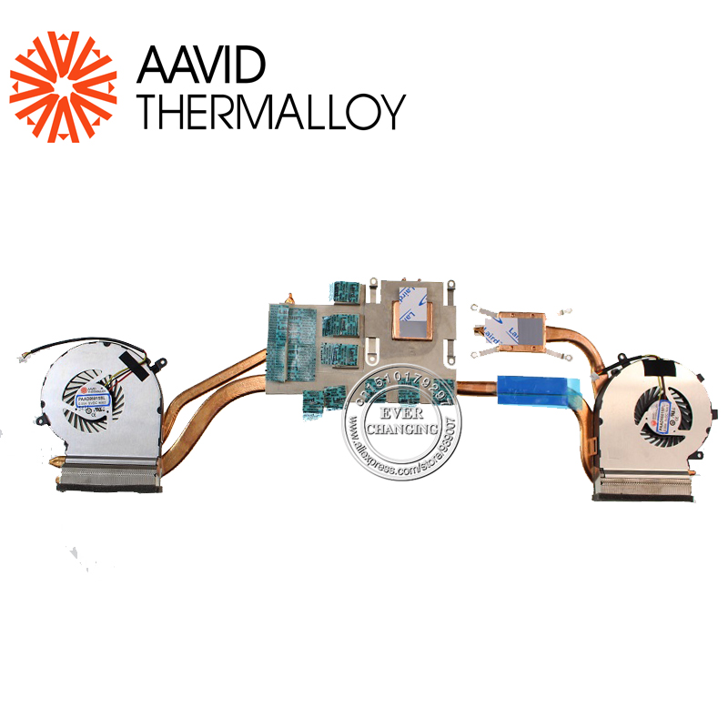 New Original Cpu Cooling Fan Heatsink For MSI GE72 PAAD06015SL Laptop Cooler Radiators Cooling Fan-in Fans & Cooling from Computer & Office    1
