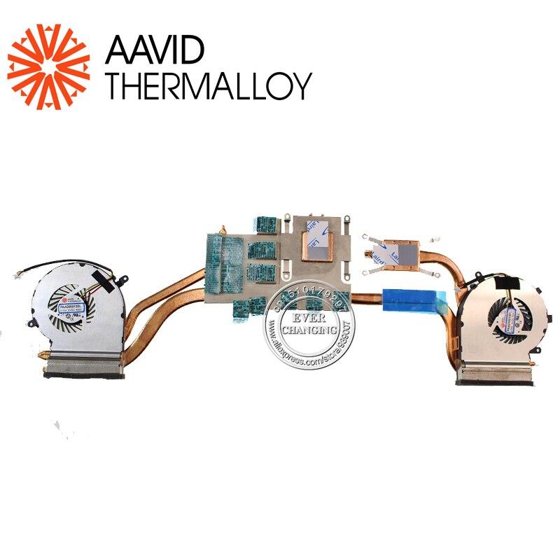 Nouveau radiateur de ventilateur de refroidissement Cpu dorigine pour MSI GE72 PAAD06015SL refroidisseur dordinateur portable radiateurs ventilateur de refroidissementNouveau radiateur de ventilateur de refroidissement Cpu dorigine pour MSI GE72 PAAD06015SL refroidisseur dordinateur portable radiateurs ventilateur de refroidissement