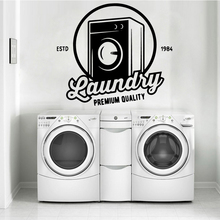 Beauty laundry room Home Decor Modern Acrylic Decoration For Kids Rooms Party Wallpaper