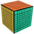 Profesional 10 Capas Smooth Cubo Mágico Velocidad Pegatina Cubo Mágico kub rompecabezas de aprendizaje y educación de juguetes para Niños Regalo de Los Niños-45