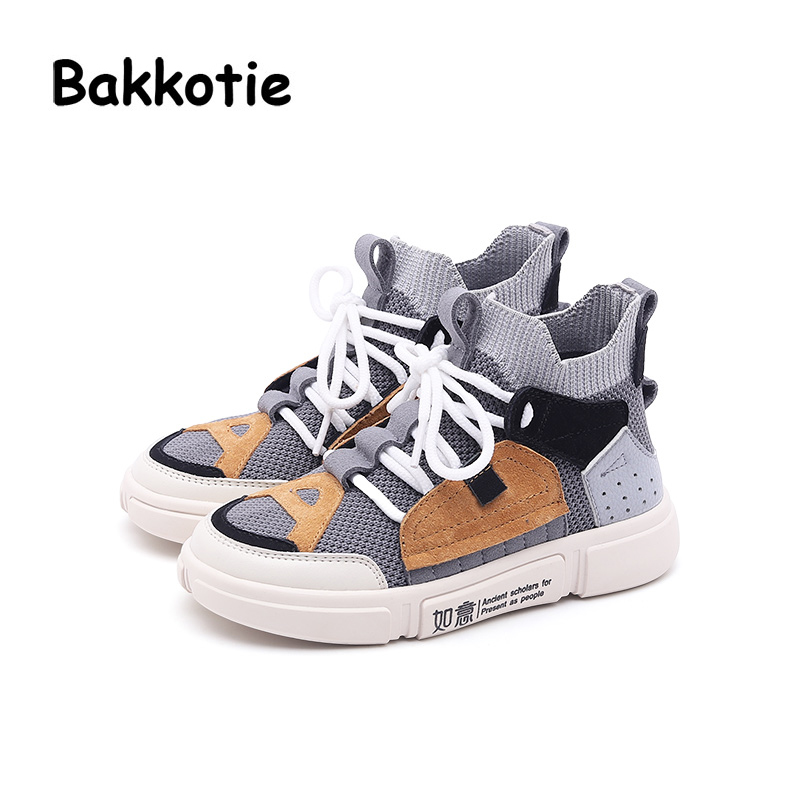 Brand Casual Sneaker Baby Boy Soft Mesh