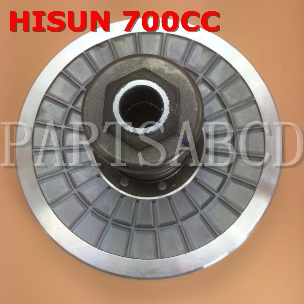 CVT Secondary Clutch Assy Clutch Drive for Hisun 700 700cc HS700 21400-F39-0000
