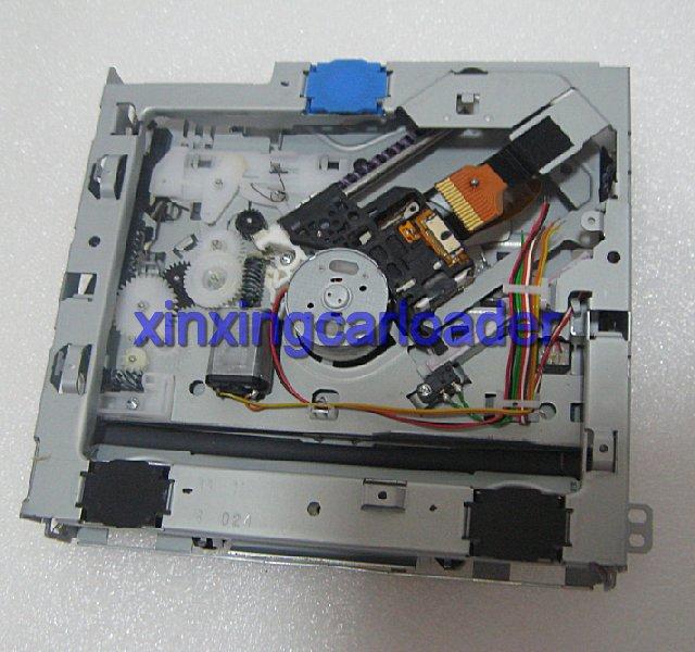 Brand new <font><b>Fujitsu</b></font> ten single CD deck mechanism drives loader OPT-726 for KIA Hyundai chevrolet splash MP3 RDS car CD radio tuner