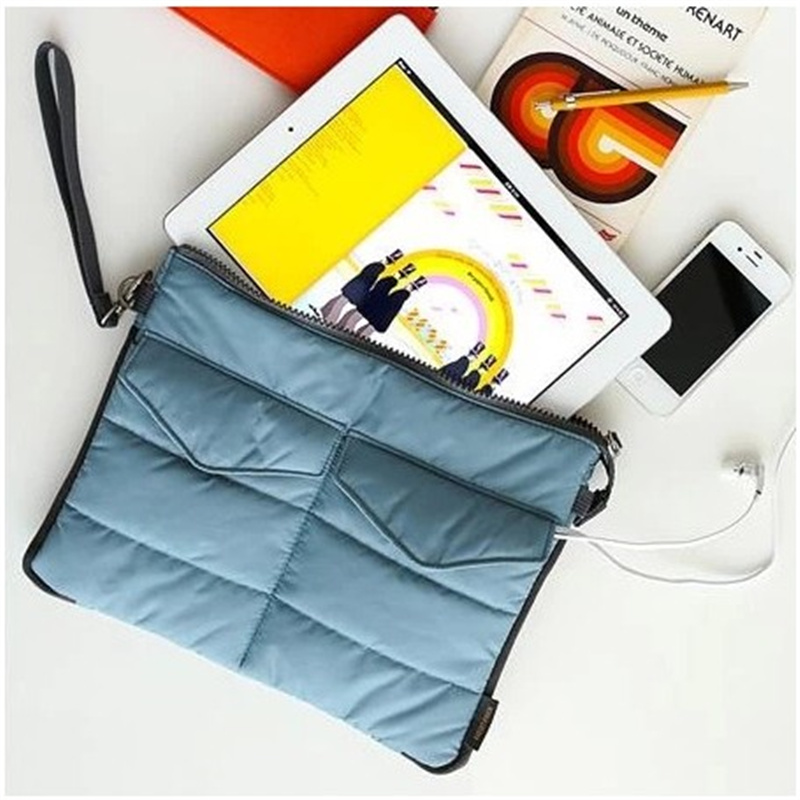 High Quality Organizer For iPad font b USB b font Data Cable Earphone Wire Pen Power