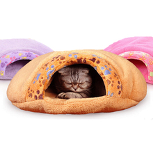 Lovely Cartoon Dog Kennel Top Quality Soft Cat Bed Large Dog House Mat Waterpoof Puppy Comfortable Bed House Three Kinds Pet Bed