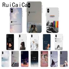 Ruicaica Ariana Grande God is a woman DIY Printing Drawing Phone Case