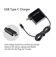 20V 3 25A 65W Universal USB Type C Laptop Mobile Phone Power Adapter Charger For Lenovo