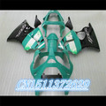 NEW HOT ABS blue black 2000 2001 2002 Kawasaki ZX6R fairing 00 01 02 high quality motorcycle fairings kits motor parts
