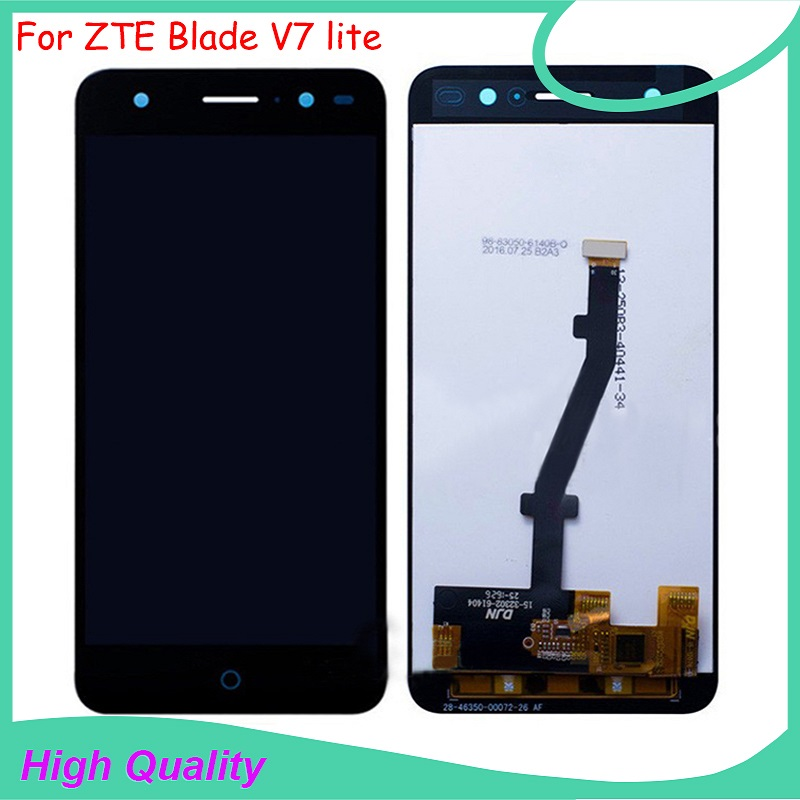 100 High Quality For ZTE Blade V7 lite BV0720 Screen Original Replacement LCD Display Touch Screen