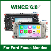 Touch Screen Car DVD Video Player GPS for ford Focus Mondeo S C Max Galaxy with Radio Bluetooth support Wifi 3G Ipod