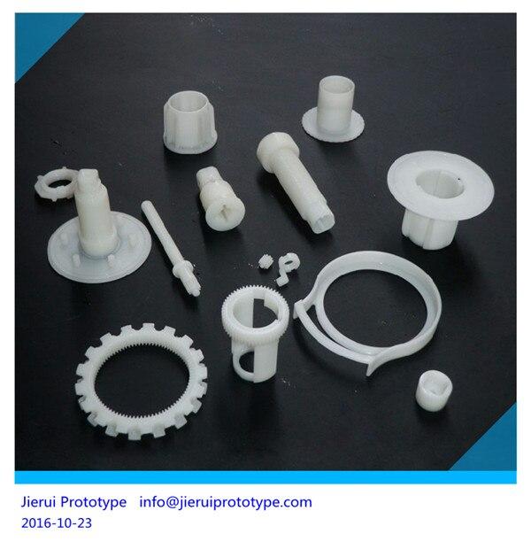 Prototypage rapide CNC CNC usinage POM plastique/SLA/SLS/3D Prototypes d'impression pièces modèles 3d stl