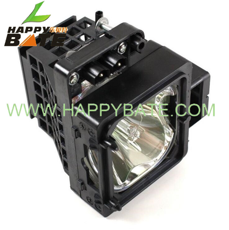 Compatible Lamp with Housing XL-2300 TV projector lamp bulb XL-2300 XL 2300 for Sony KF-WS60 KF-WS60M1 KF-60E300A  happybate original xl 5300 xl5300 f 9308 760 0 a1205438a replacement tv lamp with housing for sony tv and 1 year warranty