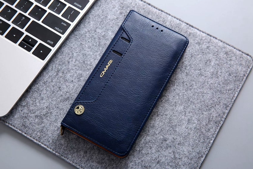 for huawei P20 lite leather case (32)