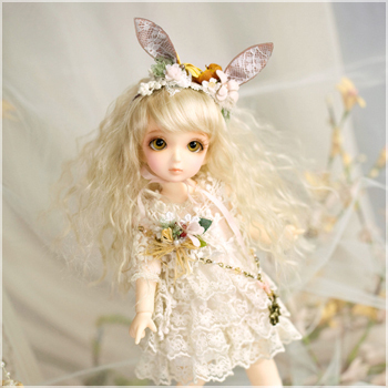 Cute western-style dress for Bjd 16 doll Jointed doll SD doll clothing accessories