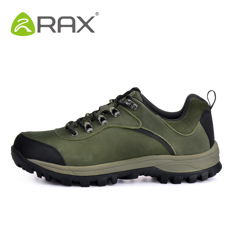 Leather Lightweight Walking Shoes