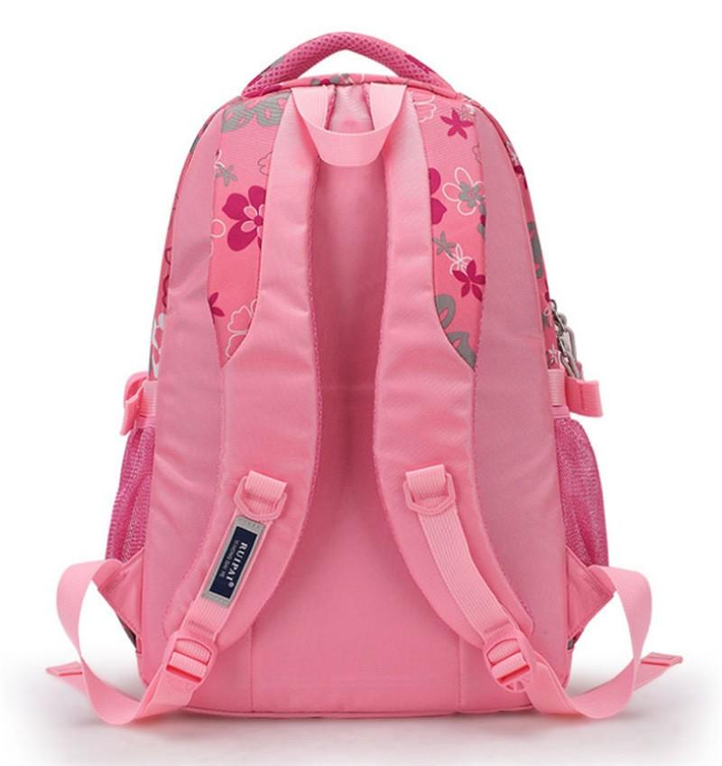 6e650fc177ec Backpack For Teenage Girls Boys Student Satchel S Floral Children ...