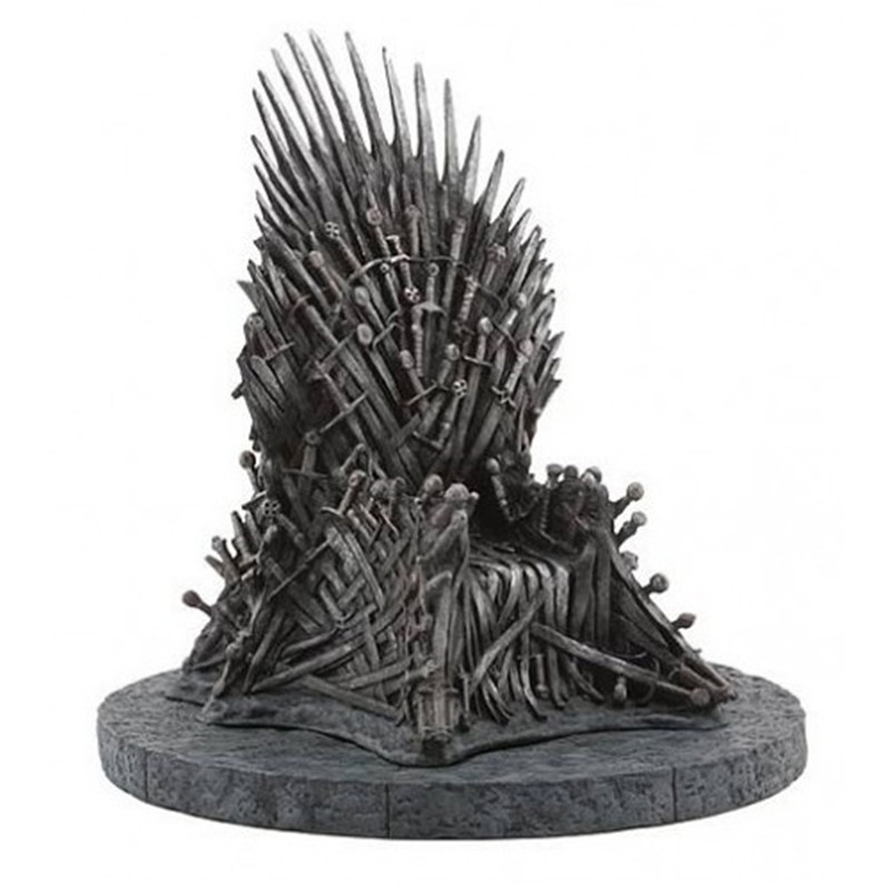 17cm The Iron Throne 2018 Game Of Thrones A Song Of Ice And Fire Figures Action & Toy Figures One Piece Action Figure a song of ice and fire комплект из 7 книг карта