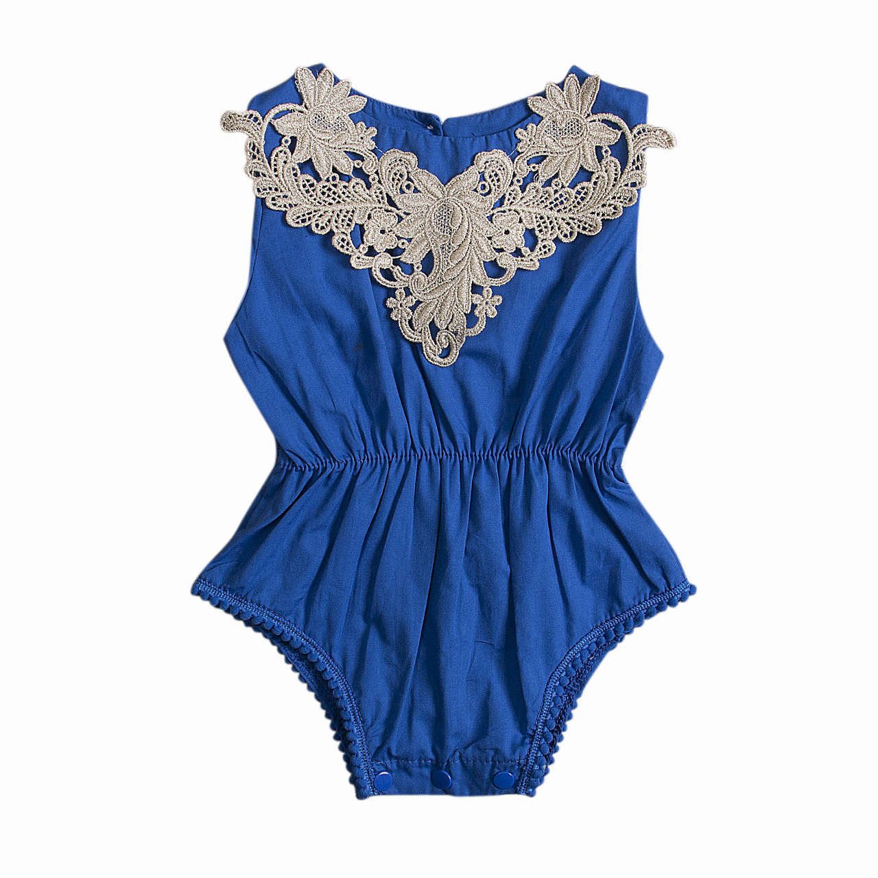 Newborn Infant Baby Girls Lace Tassel Romper Jumpsuit Cotton Sunsuit Playsuit Kids Girls One-Pieces Clothes Summer Outfits newborn infant baby girl clothes strap lace floral romper jumpsuit outfit summer cotton backless one pieces outfit baby onesie