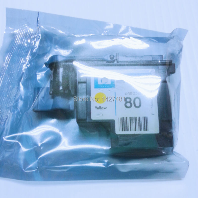1pcs Remanufactured printhead for hp 80 C4823A for HP80 print head for hp Designjet 1000 1050c 1055cm printer c4821a printhead for hp 80 for hp80 print head for hp designjet 1000 1050c 1055cm printer