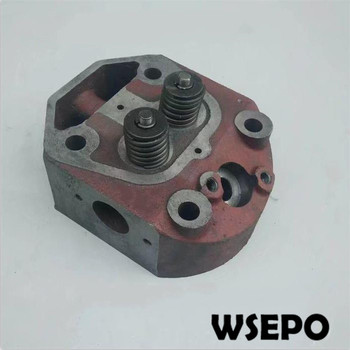 OEM Quality ! Cylinder Head Assy with Valves and Springs for R165/R170 3HP~4HP 4 Stroke Small Water Cooled Diesel Engine