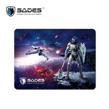 95f4c187234 SADES Gaming Mouse Pad Lightning Medium Size Hard Splash Proof Non-slip  Rubber Gaming Mouse