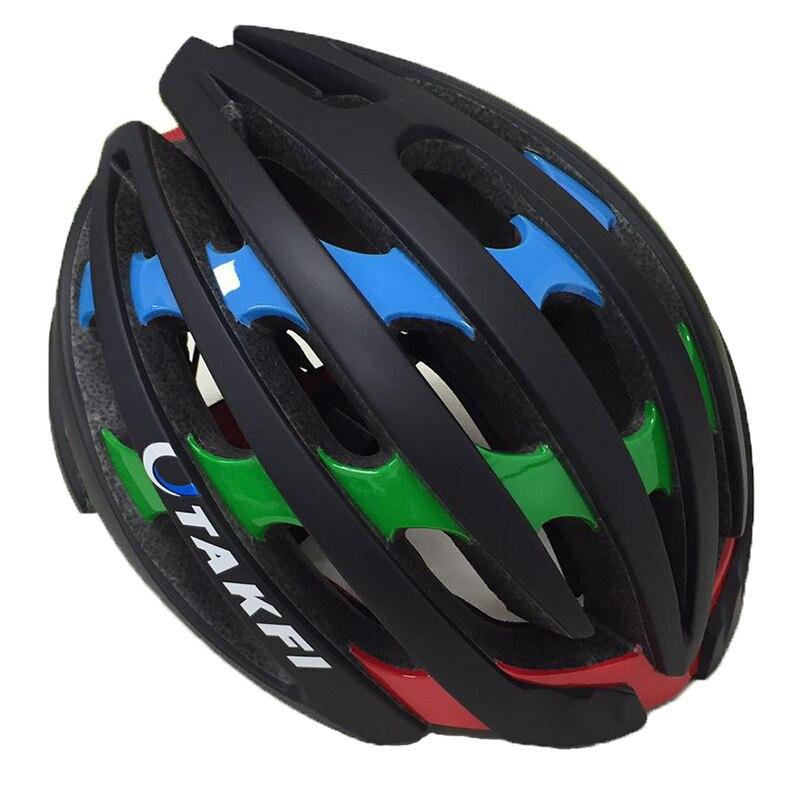 где купить Utakfi Woman Men Racing M,L Bicycle Helmet Endurance MTB Cycling bike Protective Helmet Sports In-mold Cascos Ciclismo 55-61cm по лучшей цене