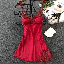 Nightgowns & Sleepshirts Sleep Lounge Satin Sleepwear