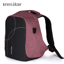 Insular Baby Diaper Backpack Bag Mummy Maternity Nappy Changing Bag Baby Travel Backpack designer Nursing Bag For Stroller mummy maternity diaper bag backpack nursing bag travel backpack stroller bag baby care baby nappy bag with changing pads