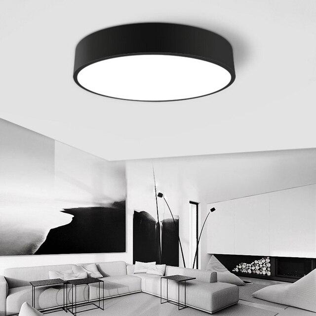 Inbouw plafond verlichting woonkamer slaapkamer moderne for Woonkamer lamp modern
