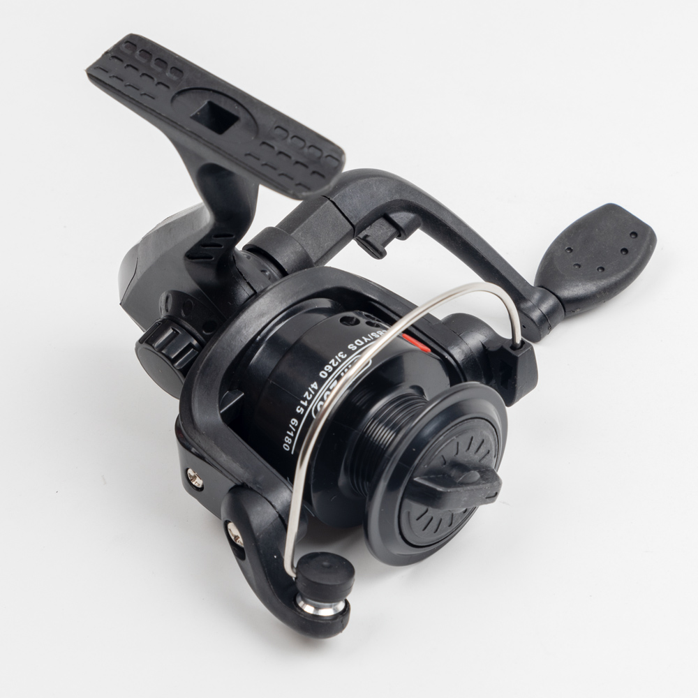 1000 Series 8 Color 3BB 5.1:1 Spinning Fishing Reel With Spool Wire Cup Automatic Folding For Sea Fishing Saltwater Left Right