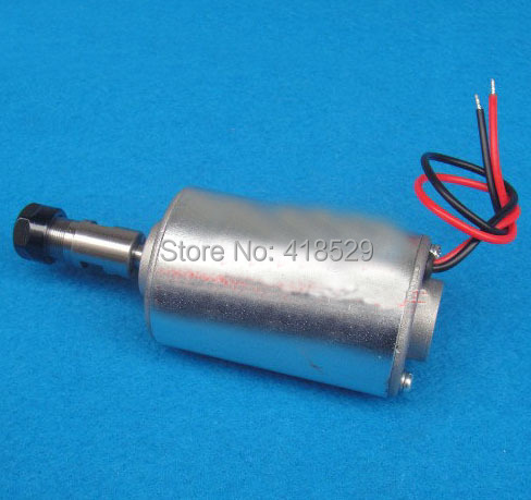 1PC DC12-48V ER11-<font><b>200W</b></font> A <font><b>Spindle</b></font> Motor for <font><b>CNC</b></font> Engraving Machine image