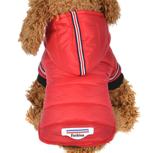 Fashion Pet Coat Winter Puppy Outfit Warm Dog Clothes Hoodie Sweater Apparel