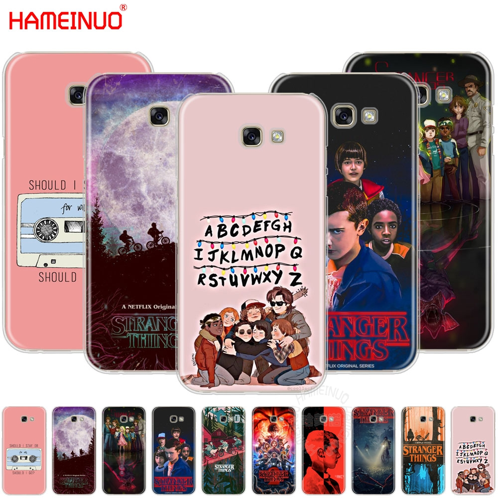 cover samsung a3 2017 stranger things