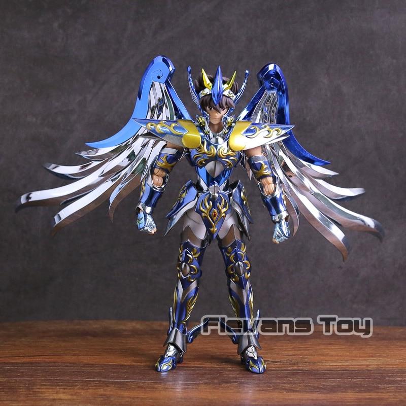 Great Toys EX Pegasus Meteor Fall Saint Seiya Soul of Gold SOG V4 Metal Armor PVC