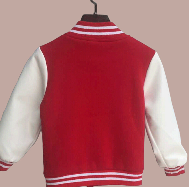 Baby Boy's Classic College Jacket 4