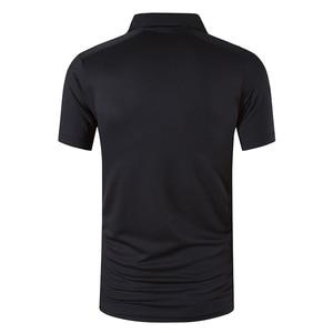 Image 3 - 新到着 jeansian 男性のデザイナーの tシャツシャツカジュアル速乾性スリムフィットトップス & tシャツサイズ sml xl LSL244 (usa サイズ選択してください)