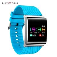 MAFAM X9 Pro Smart Wristband IP67 Waterproof Swimming Pedometer Fitness Smart Bracelet Blood Pressure Heart Rate