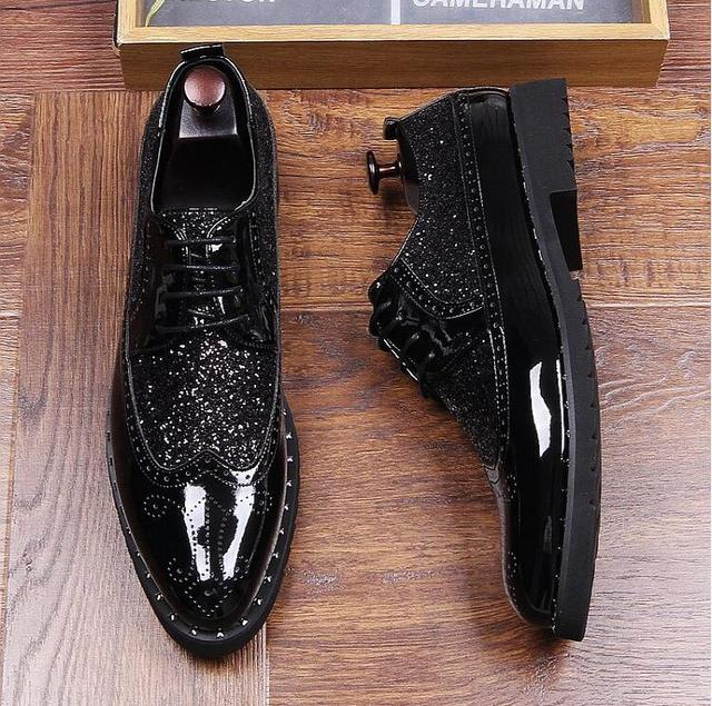 New Men's Shoes Luxury Brand gold white Genuine Leather Casual Driving Oxfords Flats Shoes Mens Loafers Moccasins Italian Shoes