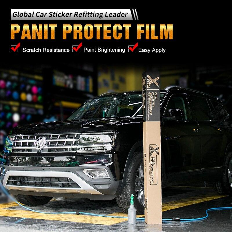 Carbins auto-cicatrisant PPF Film de Protection de peinture de voiture Ultra doux facile à installer MX60