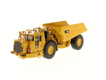 DM 1:50 Scale CAT AD60 Articulated Underground Truck Engineering Machinery DieCast Toy Model 85516 for Collection,Decoration