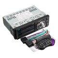 2016 Nueva 4.1 pulgadas 12 V Pantalla TFT LED de Coche Manos Libres Bluetooth de Radio Estéreo MP3/4/5 Jugador rueda de Control Remoto 87.5-108 MHz FM/USB