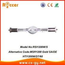ROCCER короткие hmi 1200 S точечные светильники HTI1200W/D7/60 MSR1200Gold SA/DE hmi 1200 Вт