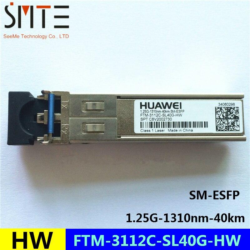 Sale 1.25G-1310nm-40km-SM-ESFP FTM-3112C-SL40G-HW Sale 1.25G-1310nm-40km-SM-ESFP FTM-3112C-SL40G-HW