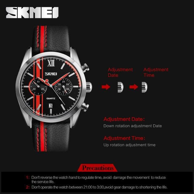 SKMEI Men Watches Man Clock 2017 Top Brand Luxury Army Military Men Watches  Male Sports Quartz-Watch Relojes Hombre Hodinky b9809aff54e