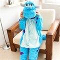 Free shipping Winter Flannel Habib cat Woman Homewear Pajamas Soft Cartoon Costume Kigurumi Onesies Pajamas Combinaison